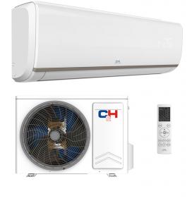 Инверторный кондиционер с тепловым насосом C&H CH-S24FTXN-NG