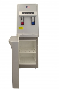 Кулер для воды с холодильником C&H CH-V115SF