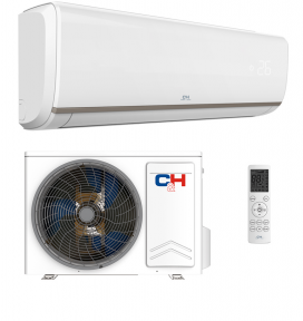 Инверторный кондиционер с тепловым насосом C&H CH-S09FTXN-NG